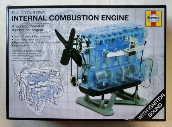 haynes car engine model kit