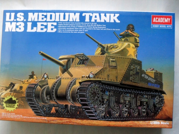 13206 M3 LEE US MEDIUM TANK