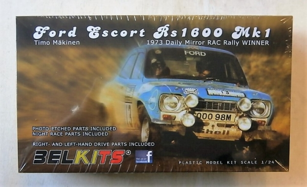 006 FORD ESCORT RS1600 Mk.1 RALLY 1973