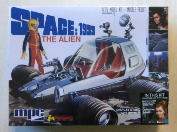 795 SPACE 1999 THE ALIEN