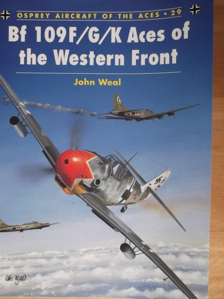 029. Bf 109F/G/K ACES OF THE WESTERN FRONT