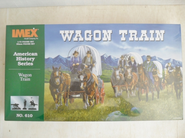 610 WAGON TRAIN SET