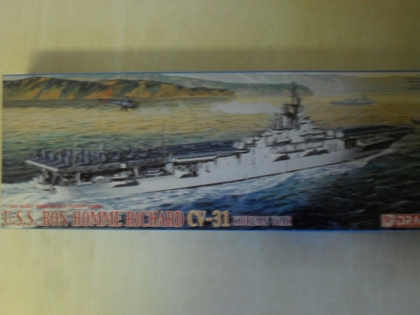 7063 USS BON HOMME RICHARD