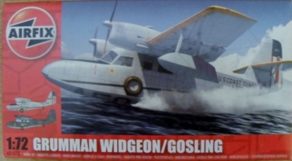 01073 GRUMMAN WIDGEON/GOSLING