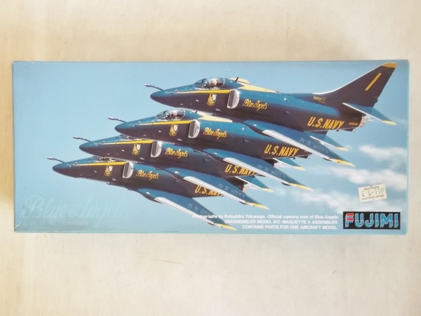 G-19 A-4F/TA-4J BLUE ANGELS
