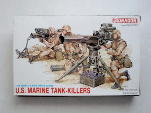 3012 US MARINE TANK KILLERS