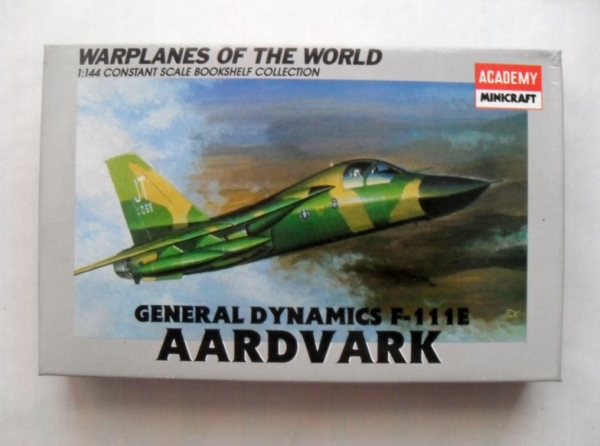 4420 GENERAL DYNAMICS F-111E AARDVARK