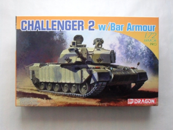 7287 CHALLENGER 2 w/BAR ARMOUR