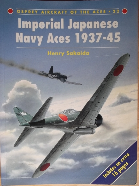 022. IMPERIAL JAPANESE NAVY ACES 1937-45