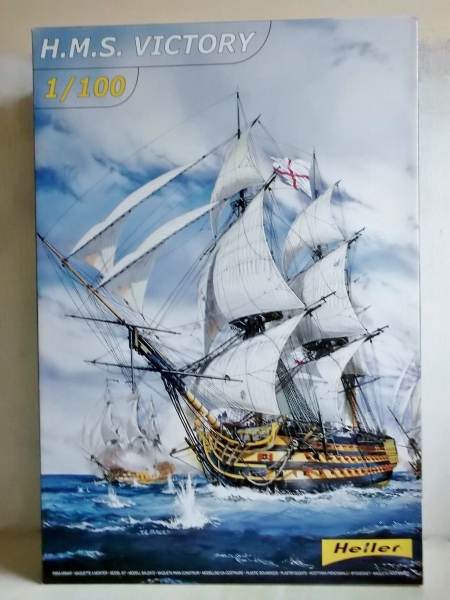 80897 HMS VICTORY  UK SALE ONLY