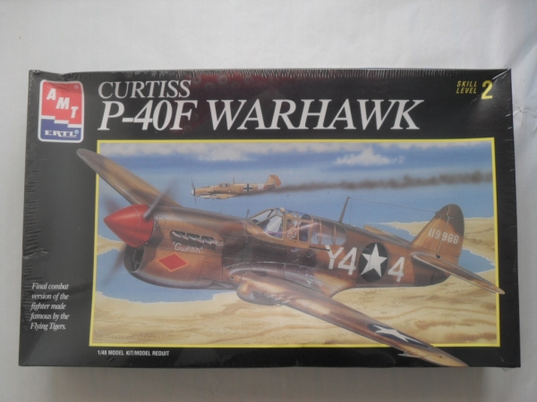 8795 CURTISS P-40F WARHAWK
