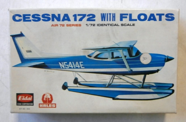 002 CESSNA 172 WITH FLOATS