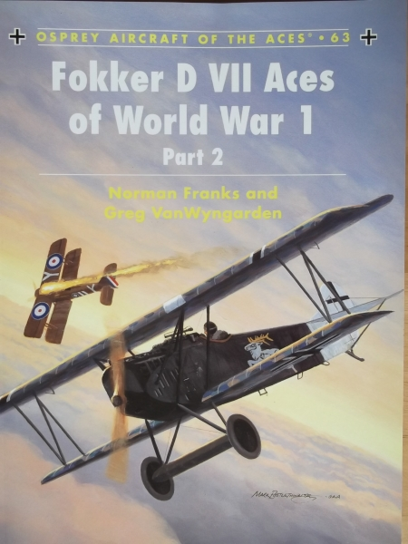 063. FOKKER D VII ACES OF WORLD WAR 1 - PART 2