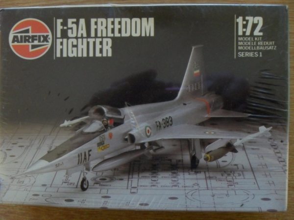 01043 F-5A FREEDOM FIGHTER