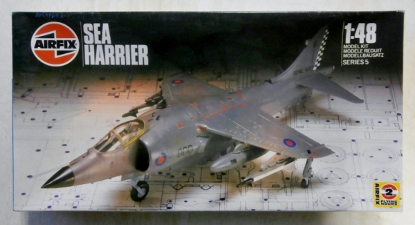 05101 BAe SEA HARRIER FRS.1
