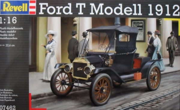 07462 FORD T MODELL 1912
