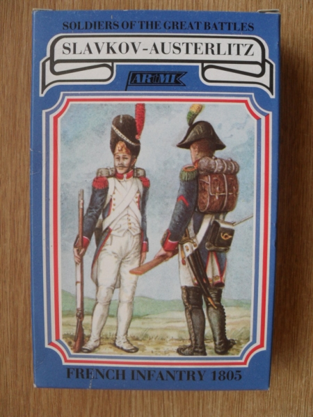 003 FRENCH INFANTRY 1805