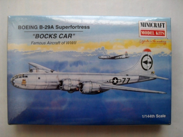 14487 BOEING B-29A SUPERFORTRESS BOCKS CAR