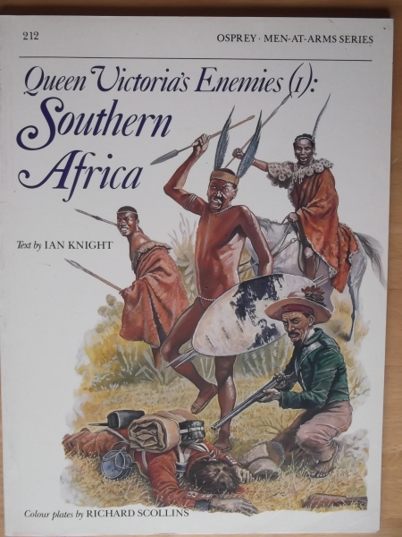 212. QUEEN VICTORIAS ENEMIES  1  SOUTHERN AFRICA