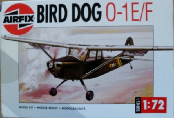01058 CESSNA BIRD DOG O-1E/F
