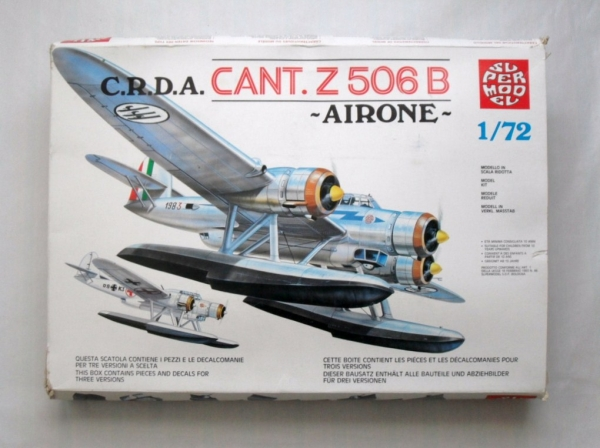 10-015 C.R.D.A. CANT Z506B AIRONE
