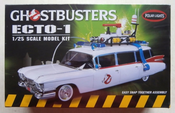 POL914 GHOSTBUSTERS ECTO-1