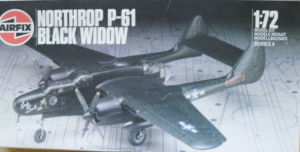 04006 P-61 BLACK WIDOW