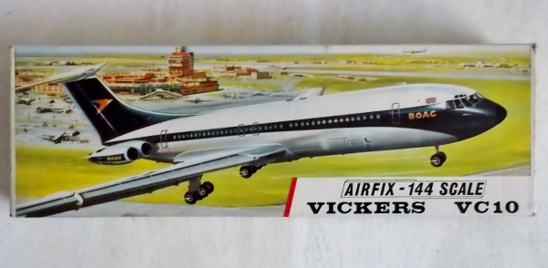 VICKERS VC10 BOAC LATER