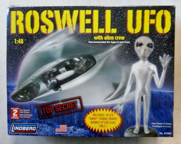 91005 ROSWELL UFO