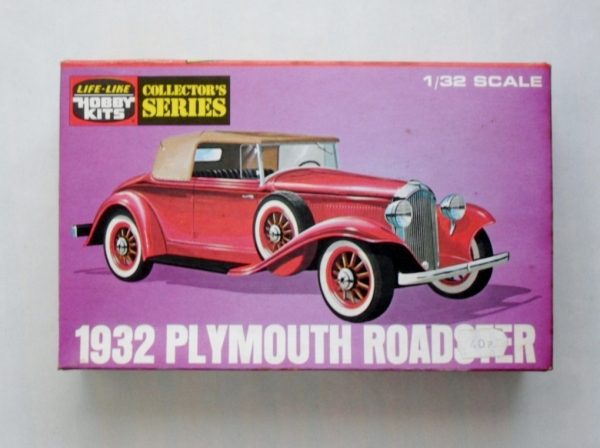 C336 1932 PLYMOUTH ROADSTER