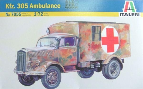 7055 Kfz.305 AMBULANCE