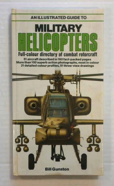 ZB732 MILITARY HELICOPTERS FULL-COLOUR DIRECTORY OF COMBAT ROTORCRAFT