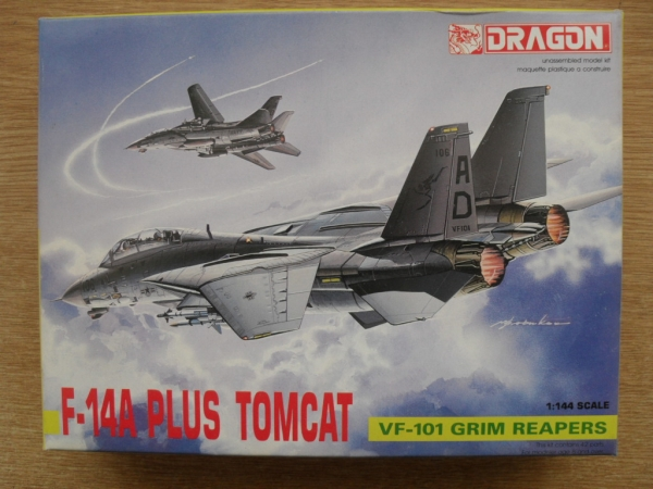 4529 F-14A PLUS TOMCAT REAPERS