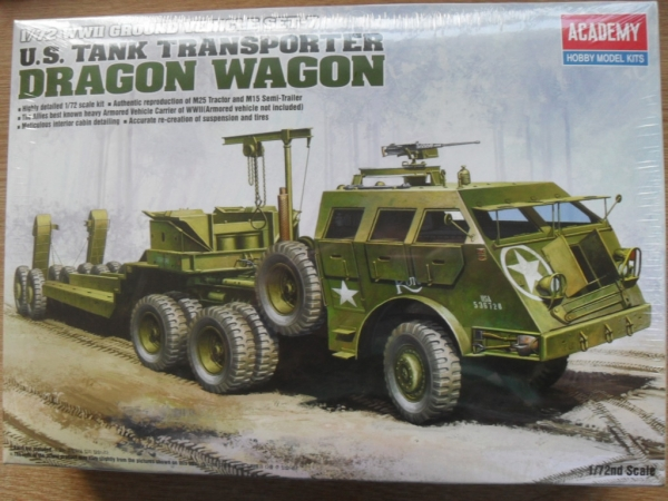 13409 US DRAGON WAGON
