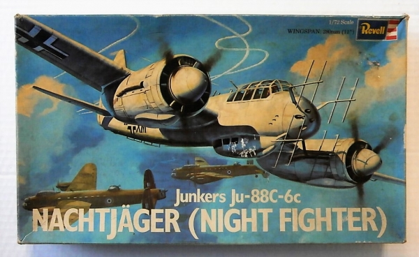 H165 JUNKERS Ju 88C-6 NACHTJAGER