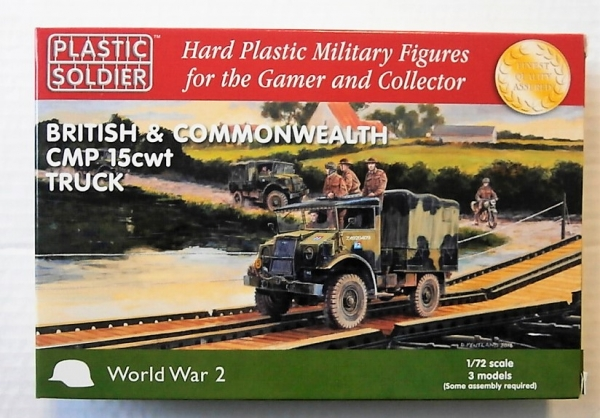 WW2V20024 BRITISH   COMMONWEALTH CMP 15cwt TRUCK