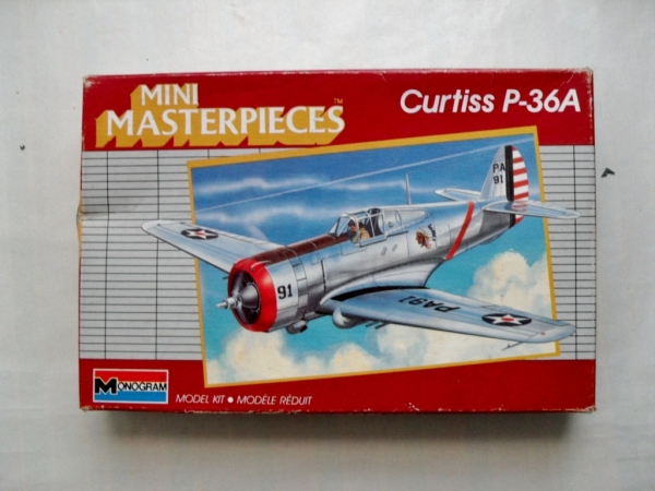 5014 CURTISS P-36A