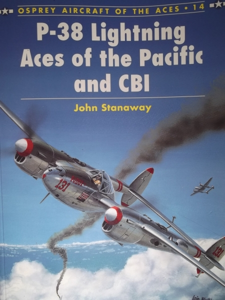 014. P-38 ACES OF THE PACIFIC   CBI