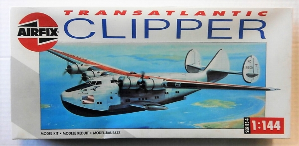 04172 BOEING 314 CLIPPER PAN-AM