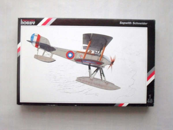 48012 SOPWITH SCHNEIDER FLOAT PLANE