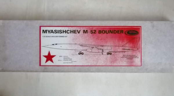 MYASISCHEV M-52 BOUNDER  UK SALE ONLY