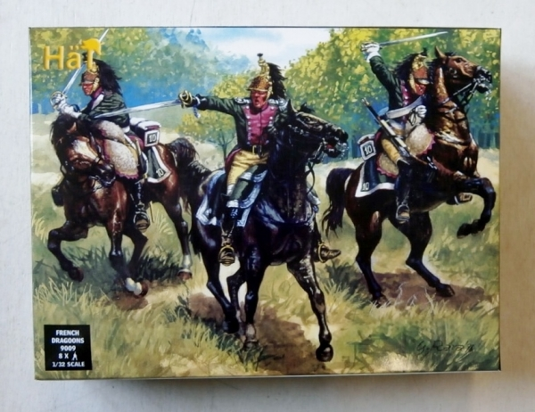 9009 NAPOLEONIC FRENCH DRAGOONS