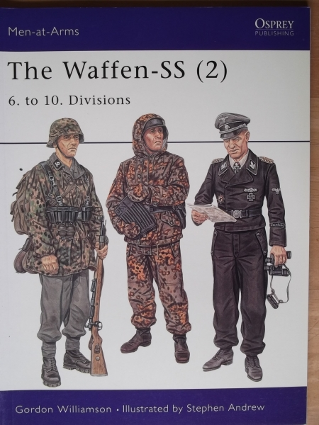 404. THE WAFFEN SS  2  6.-10. DIVISIONS