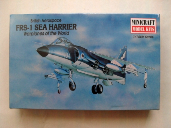 14425 BRITISH AEROSPACE FRS-1 SEA HARRIER