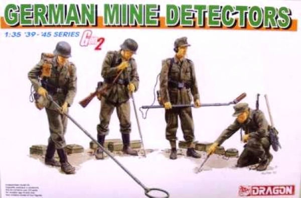6280 GERMAN MINE DETECTORS
