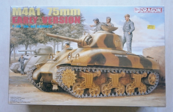 6048 M4A1 75mm EARLY VERSION
