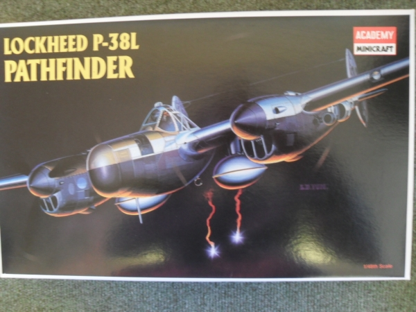 2151 LOCKHEED P-38L LIGHTNING PATHFINDER