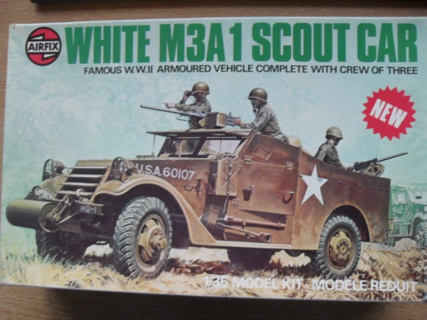 07360 M3A1 WHITE SCOUT CAR