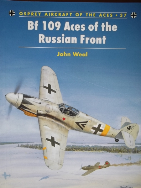 037. Bf 109 ACES OF THE RUSSIAN FRONT