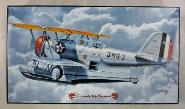 443 GRUMMAN DUCK J2F-1 2 2A 3 4 EARLY VERSION